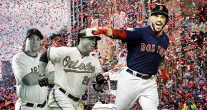 The Steve Pearce Story: From Minor League Journeyman to World Series MVP for the Boston Red Sox