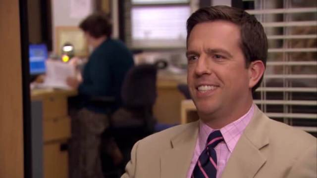 Andy Bernard from the office