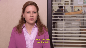 Pam Beesly and ranking the best and worst characters on the office