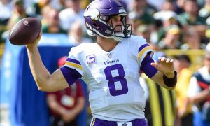 Kirk Cousins and more under-the-radar picks for your daily fantasy lineup in Week 8