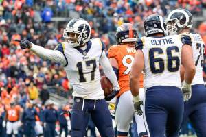 Robert Woods and more picks for your daily fantasy lineup in week 7