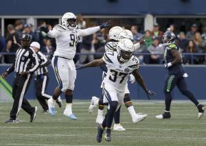 Los Angeles Chargers D/ST and more picks for your daily fantasy lineup
