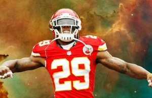 Eric Berry overcame cancer and multiple injuries in his NFL career and is the ultimate leader