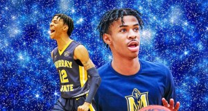 Ja Morant NBA Draft rise to stardom for the Murray State guard - a story by Joker Mag, the home of the underdog.