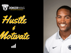 """Penn State Baseball Assistant Coach Andre Butler sits down on the Hustle & Motivate podcast to discuss the """"Graveyard Mentality"""" and how he went from a barely recruited D3 player to a top-tier D1 coach. Presented by Joker Mag, the home of the underdog."""