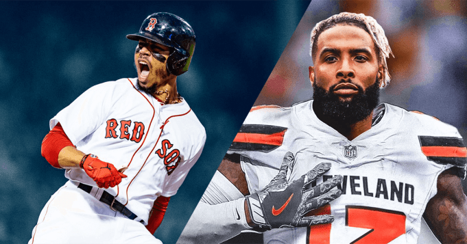 Sneaky Plays podcast by Joker Mag, the home of the underdog. Beasts of the AL East (Mookie Betts) and NFL Free Agent Frenzy (Odell Beckham Jr.)