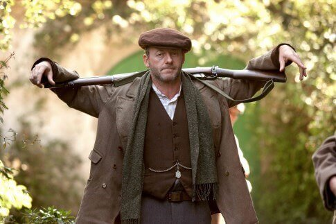 Liam Cunningham in the 2006 Irish drama 'The Wind that Shakes the Barley'