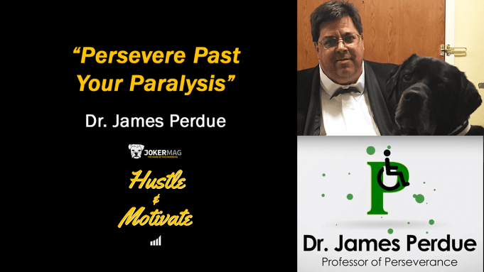 Interview with Dr. James Perdue