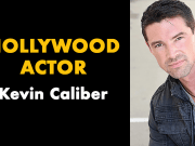 Hollywood Actor Kevin Caliber interview on Hustle & Motivate, a podcast presented by JokerMag.com, the home of the underdog