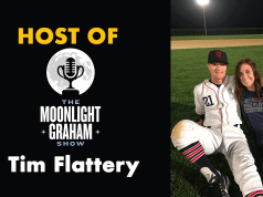 Host of The Moonlight Graham Show Tim Flattery interview on Hustle & Motivate, presented by Joker Mag, the home of the underdog.