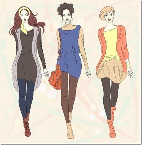 Blonde, Brunette, Redhead