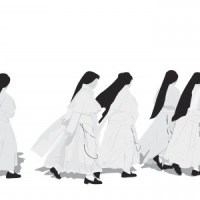 Mother Superior woke up on the wrong side of the bed and the nuns know