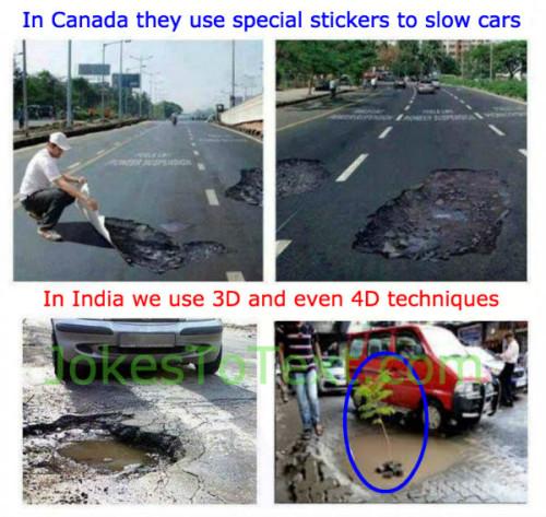 Indian Roads 3D
