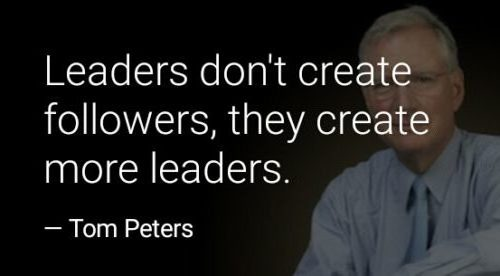 Leadership Quotes one