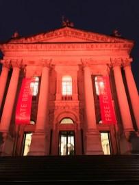 Tate Brittain museum