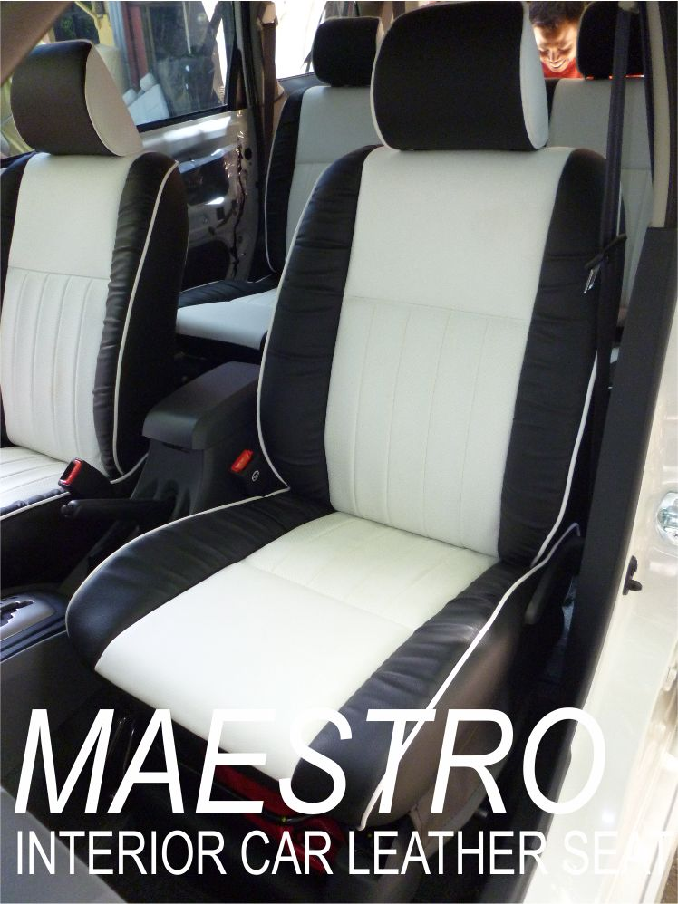 Modifikasi dan Variasi jok mobil All New Avanza Veloz