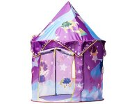 Charming round purple TENT for fairies ZA1475 | toys ...