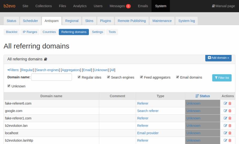 Pengertian Referring Domain