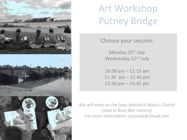 Putney bridge workshop for web