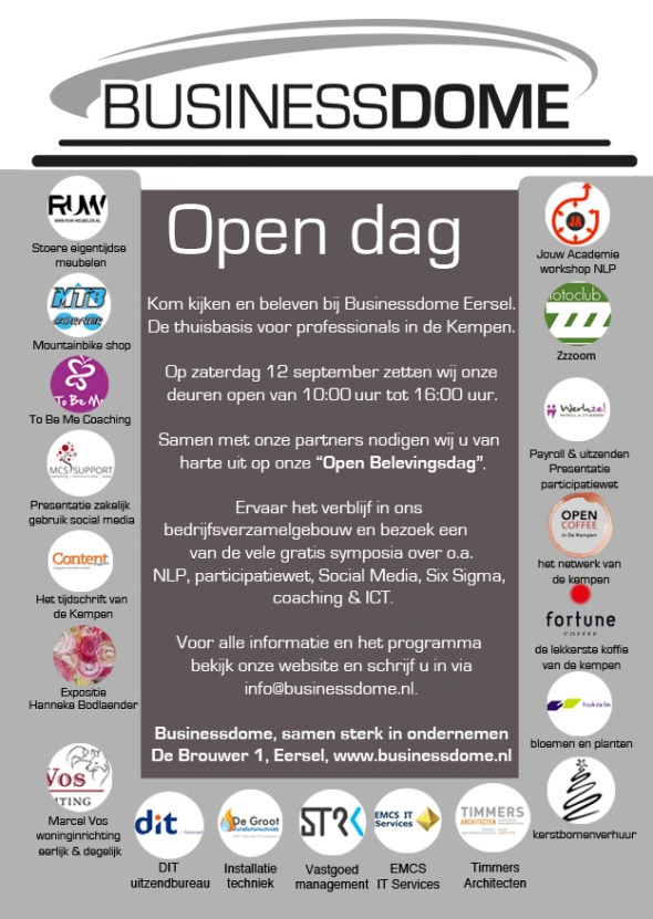 Open dag Businessdome def 25-8