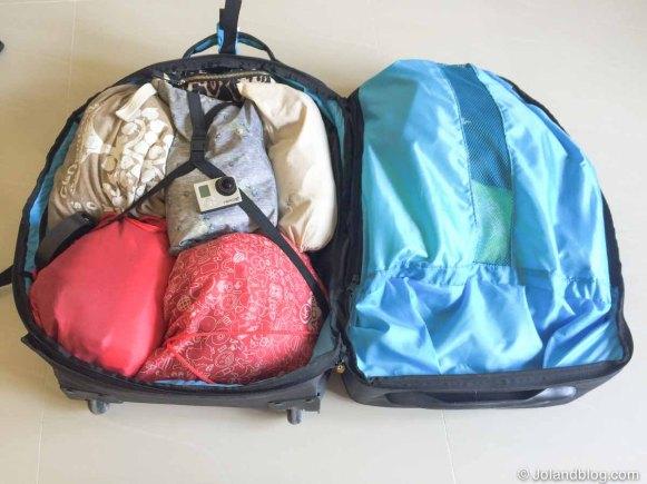 o que levar na mochila