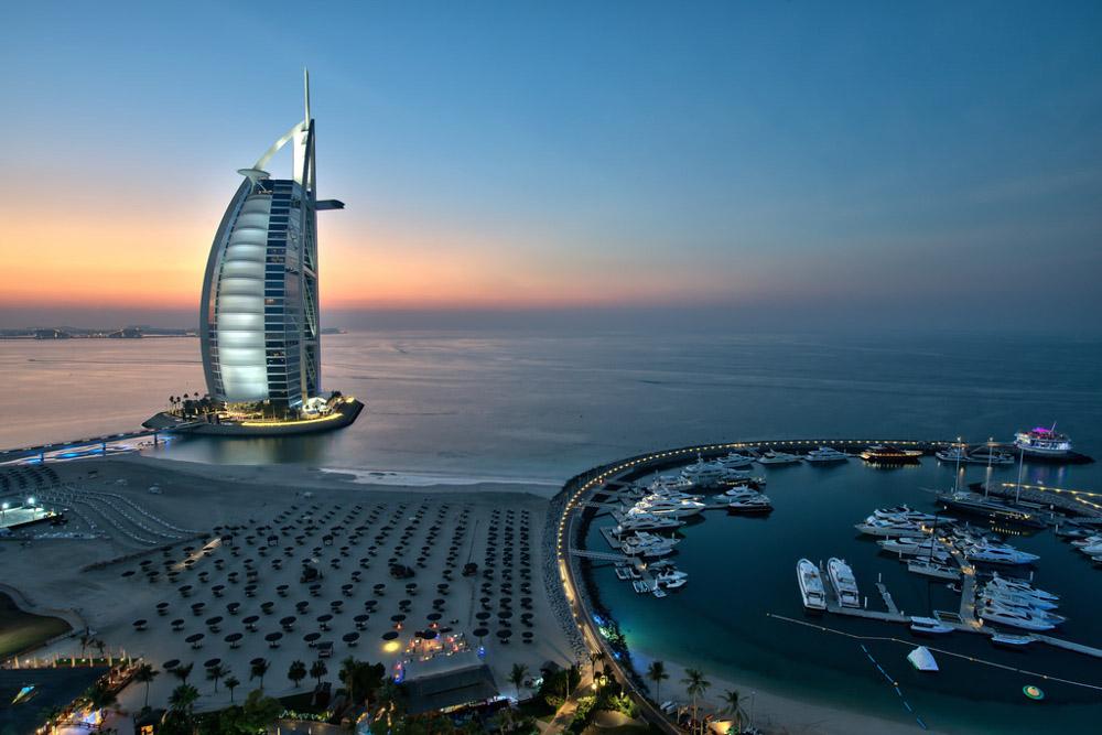 Dicas de viagem Dubai