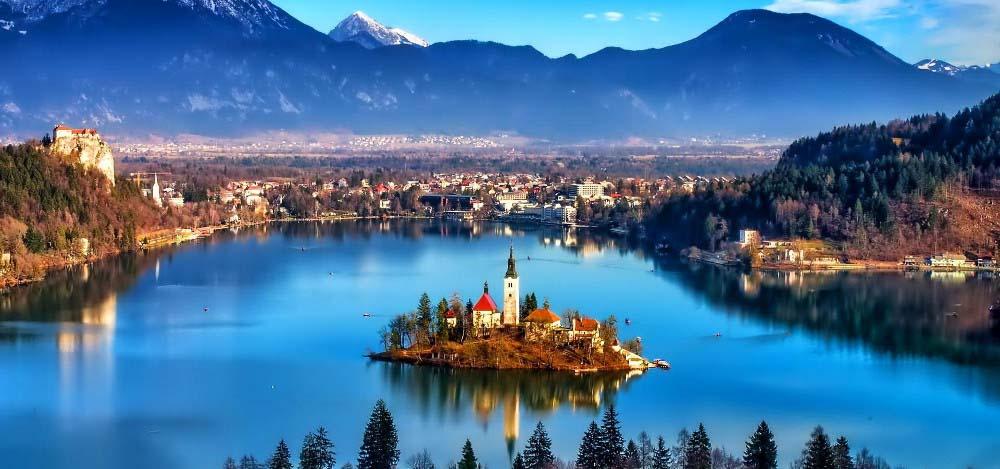 Destinos românticos na Europa