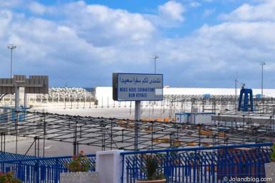 Lisboa a Marrocos de carro