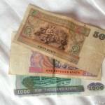 Custos de uma viagem por Myanmar