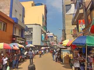 Petah Market, Colombo