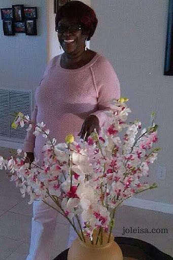 My mother, Zerena Clarke