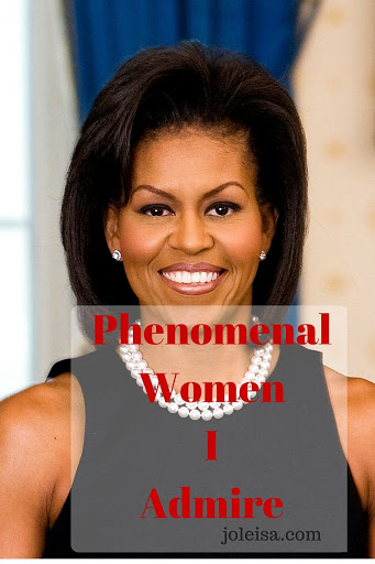 Phenomenal Women I Admire
