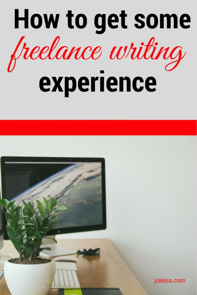 Good opportunity if you have a blog or you want to get some experience as a freelance writer. Just submit a guest post with your links.