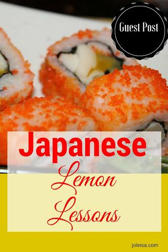 Japanese Lemon Lessons