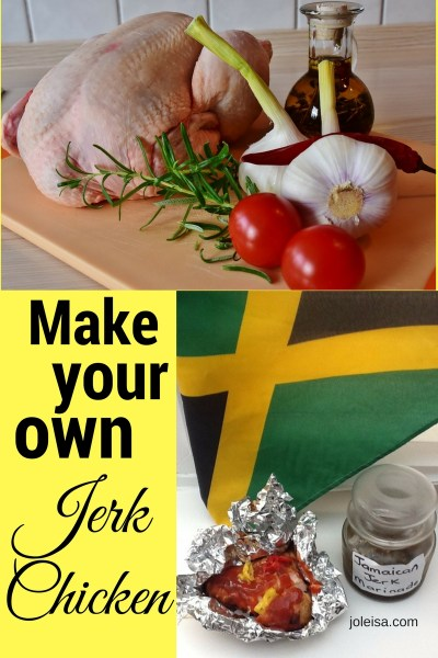 How to make your own Jamaican Jerk Marinade