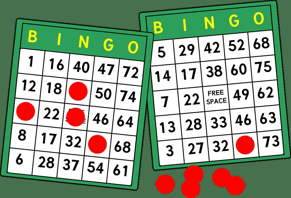 meetup ideas for girlfriends- bingo