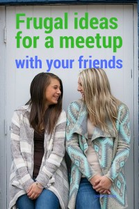 Having a meetup with your friends and don't want to spend a lot of money? Here are some ideas for you.