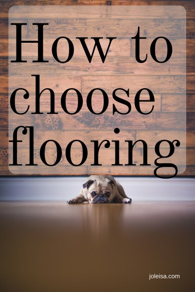 How to Choose the Best Flooring Option for Your Frugal Lifestyle