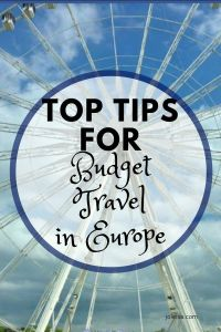 Travel to Europe. Plan for a budget travel to Europe. Frugal finds, eating in, local stays are just a few ideas. Click to read the best tips for a budget travel in Europe