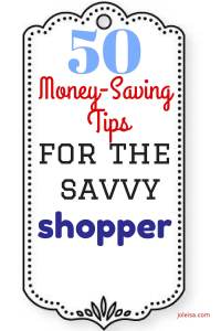To become a savvy shopper, you need to employ these money-saving tips before you go shopping, while you are shopping, and then on the way home with your groceries. Get your pen ready and also pin to save for later.