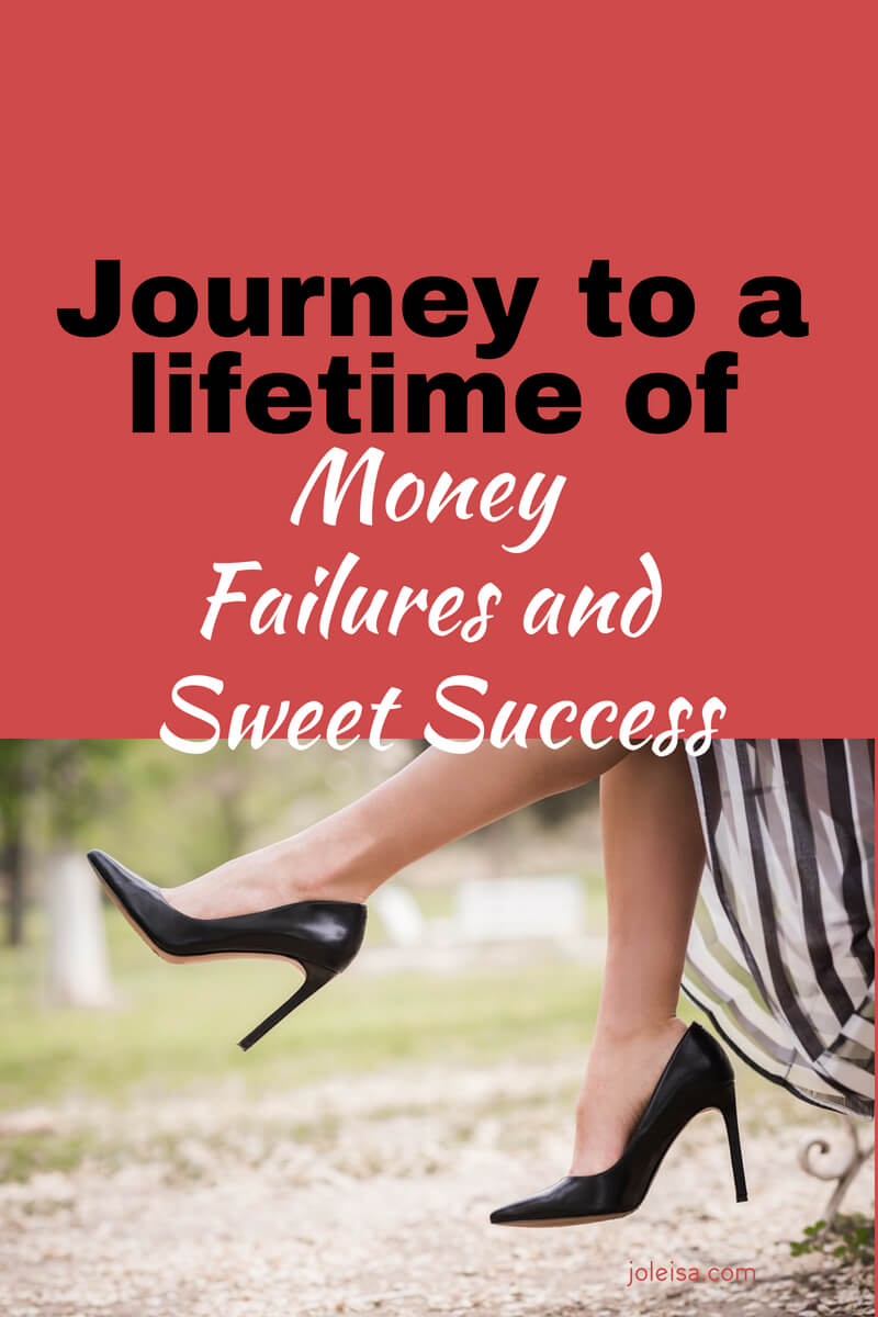 Money failures and success is discussed here. Inspiration to budget better and plan well.