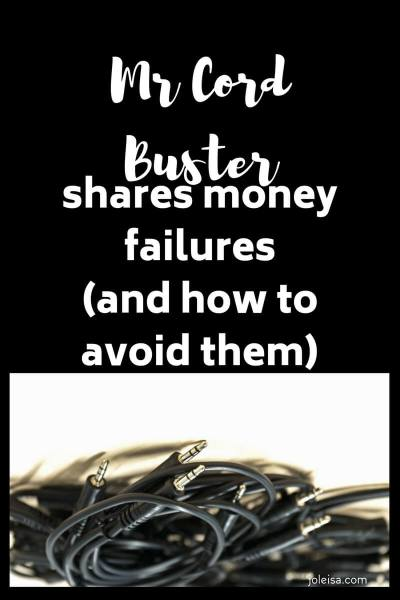 Or Goren (Cord Buster) Shares his Money failures (Don't Make his Mistakes)