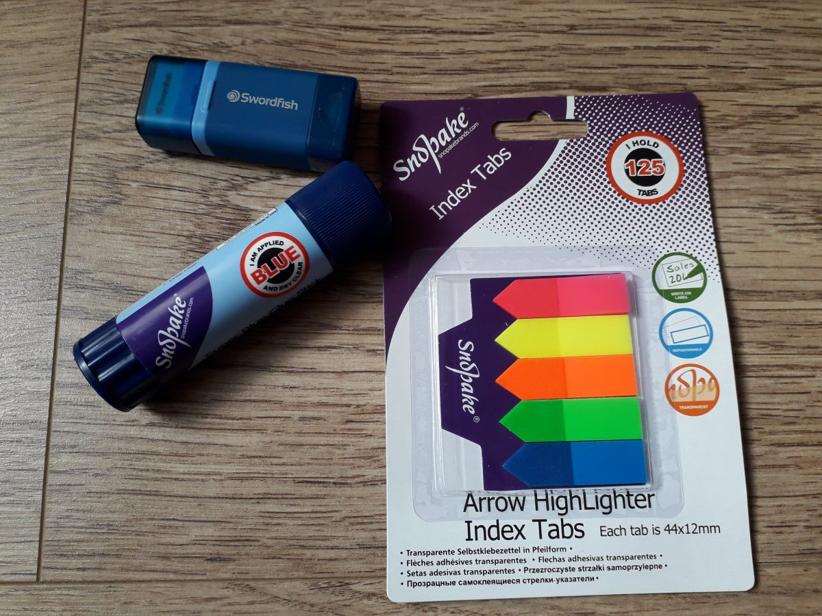 When I spend money on a product, I want to know that it lasts. That is why I am pleased with Snopake stationery products. Some even have a 5-year guarantee and this lets me know that they are definitely strong. Limited offer to win a pack of the products. Click to read and enter. Good luck.