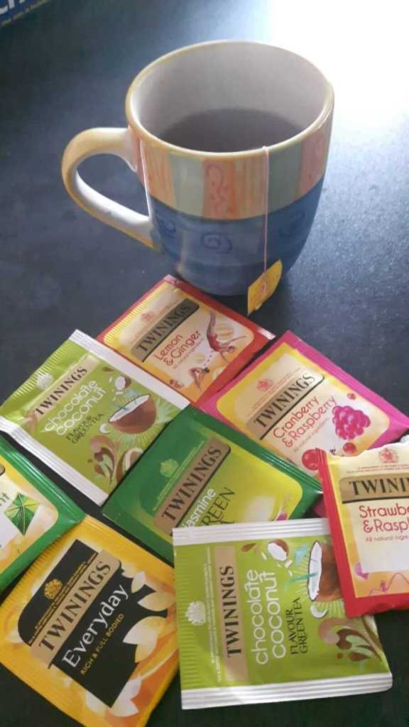 Not one for tea and coffee? Me neither. So I have tried and loved Twinings Strawberry and raspberry tea. I think they are among the new range as I had not seen it before. I bet you will want a cup of the tea after reading this! Save to read later.