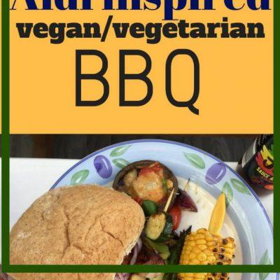 Aldi Inspired Vegan/Vegetarian BBQ