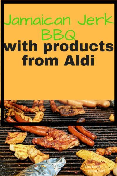 Jamaican Jerk BBQ with Aldi
