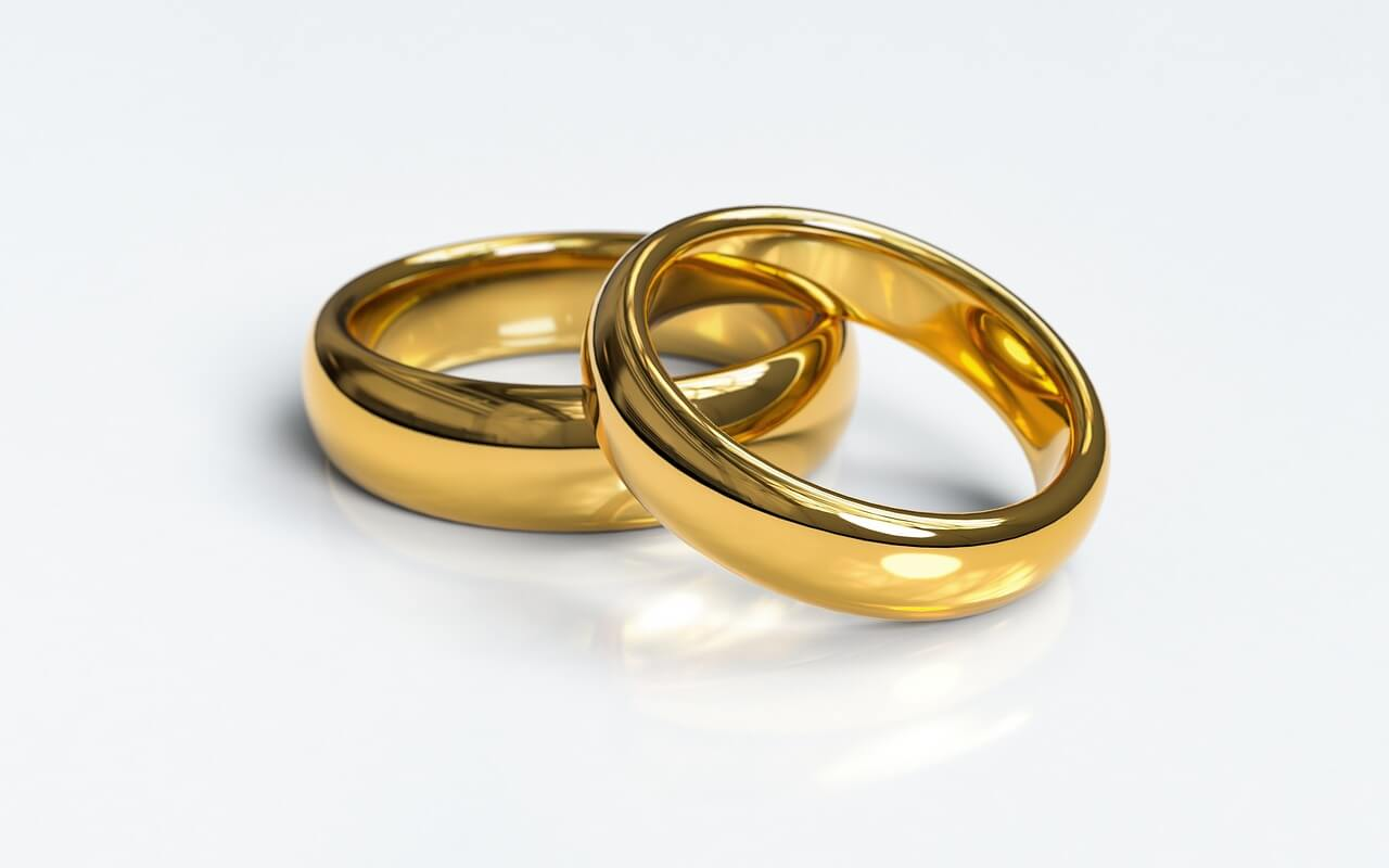 Here you will find some help to choose the right wedding band, particularly if you are a man. You will want to choose the right one for you and your budget.