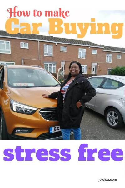 How to Make car Buying a Stress Free Process