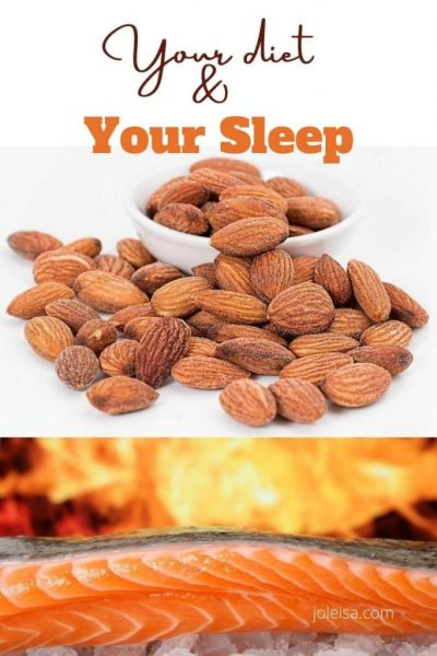 Does Your Diet Really affect Your Sleep?