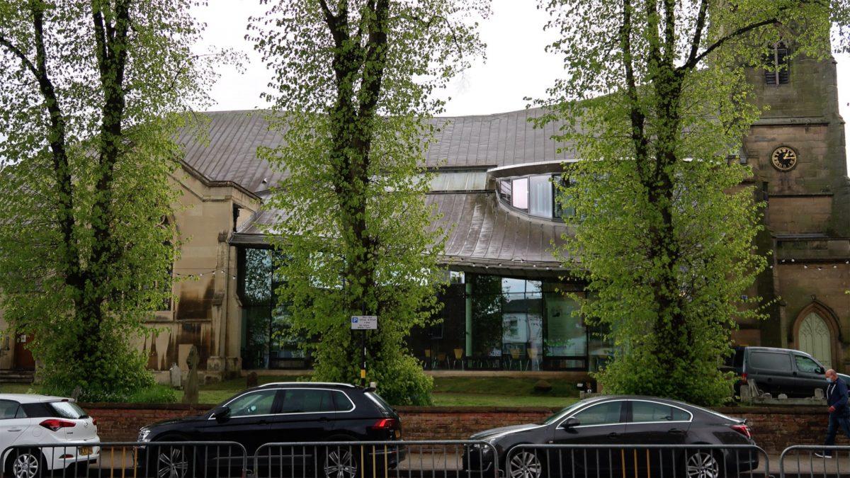 Church on Erdington High Street